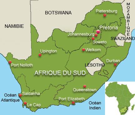 Carte Agriculture Afrique Du Sud.Carte A L Echelle Locale L Agriculture En Afrique Du Sud